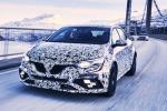 Renault Sport proporrà Mégane RS con quattro ruote sterzanti