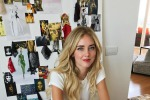 Moda: Chiara Ferragni costumista per Intimissimi on ice
