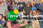 """L'orto passione """"rosa"""", volontarie all' opera a Lampedusa"""