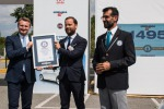 Fiat ed Esselunga firmano nuovo Guinness World Record