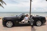 Giulia e 124 Spider Abarth vincono concorso 'Topless Miami'