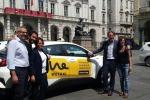 Sbarca a Torino il taxi sharing, ecco la nuova app Wetaxi