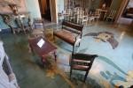 Al via il restauro del salottino di Palazzo Mirto - Le Foto