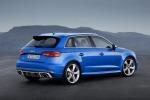 Audi, al debutto RS3 Sportback e sedan e nuova TT RS Coupé