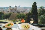 Chef Ciervo firma menu estate al 'Salad-Bar' dell'Hotel Eden