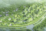 La città foresta in Cina, contro l'inquinamento uffici, case, tutto sarà polmone verde