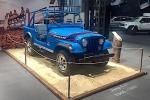 Aperto a Torino il primo Jeep History Museum temporaneo