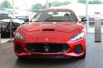 Nuova Maserati GranCabrio debutta sulla pista di Goodwood