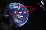 Possibili tra 5 anni comunicazioni ultrasicure, a prova di intercettazione (fonte: ESA)