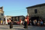 Guelfi contro ghibellini a Monteriggioni