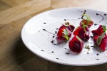 I ravioli di rapa rossa di Fiore