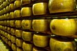 Al Parmigiano Reggiano l'oscar dei formaggi