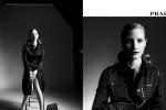 Jessica Chastain protagonista di 'Persona' by Prada