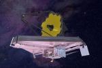 Il telescopio Webb in cerca di vita sulle lune ghiacciate