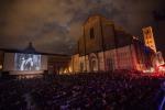 A Bologna 55 film in piazza Maggiore