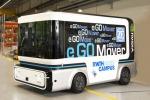 ZF si allea con e.GO Mobile AG per minibus a guida autonoma
