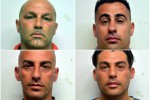 Rubano mezzi e chiedono il riscatto: 4 arresti per erstorsione a Pachino - Foto