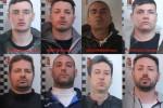 Rapine nelle ville, ecco chi sono gli arrestati - Nomi e foto