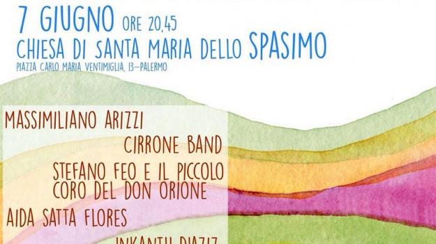 beneficenza, una canzone per reem, Palermo, Cultura