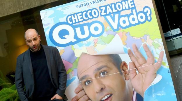 Ficarra e Picone Zalone Avola, Checco Zalone, Ficarra e Picone, Siracusa, Politica