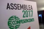 """Confesercenti, assemblea a Palermo: """"Al lavoro per avvicinare le istituzioni alle imprese"""""""
