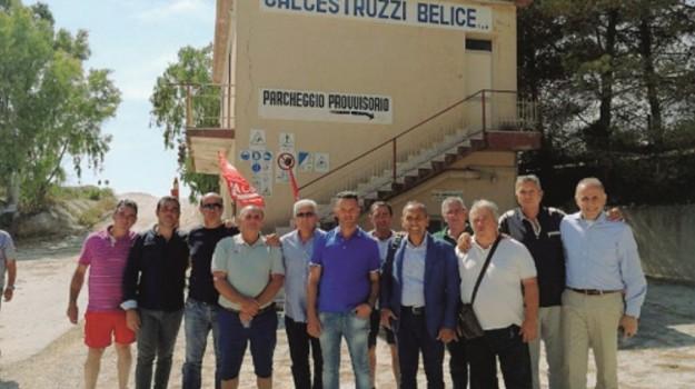 Calcestruzzi Belice, Agrigento, Economia