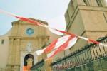 Cattedrale di Agrigento, è il giorno della marcia silenziosa