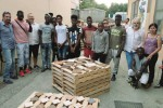 Arte e integrazione, il centro profughi di Floridia apre al pubblico