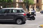 Scontro moto-polizia, muore 30enne a Palermo