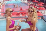 Cocktail in piscina e selfie a gogò, da Ibiza la catanese Diletta Leotta fa impazzire il web