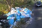 Telecamere a Petrosino per combattere chi getta i rifiuti in strada
