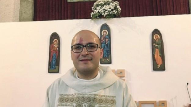 ordinato sacerdote trapani, Trapani, Cronaca