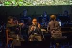 Grande successo al concerto di Battiato insieme alla Royal Philharmonic Orchestra - Foto