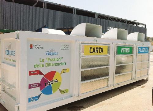 A fontanelle un nuovo centro di raccolta dei rifiuti giornale di