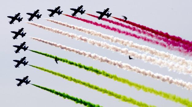 aeronautica militare, frecce tricolori palermo, Pattuglia Acrobatica Nazionale, Palermo, Società