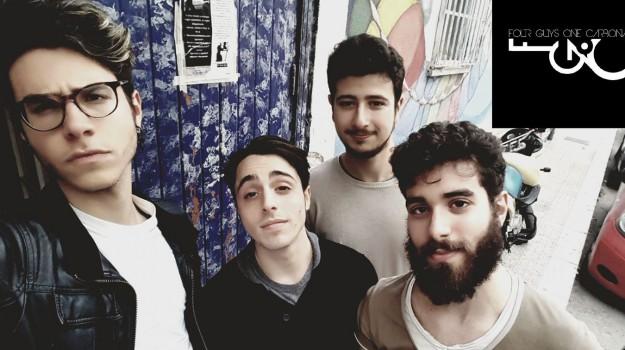 crowdfunding, Four Guys One Carbonara, Palermo, Cultura