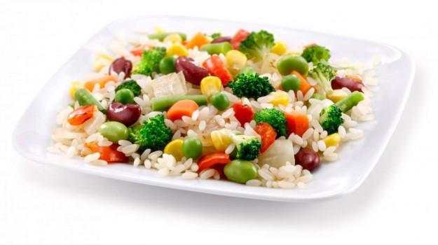 insalata di riso, ricetta, Sicilia, Società