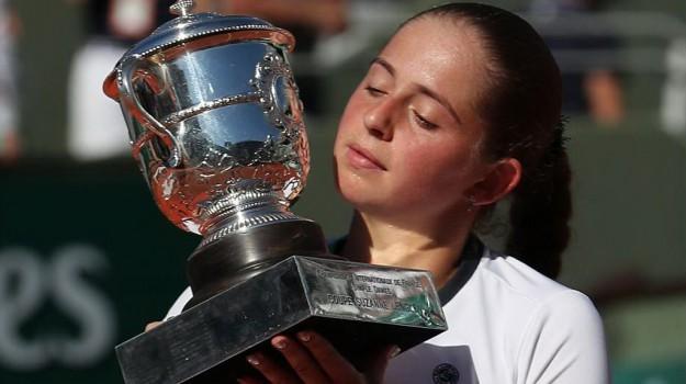 Roland Garros, Tennis, Jelena Ostapenko, Sicilia, Sport