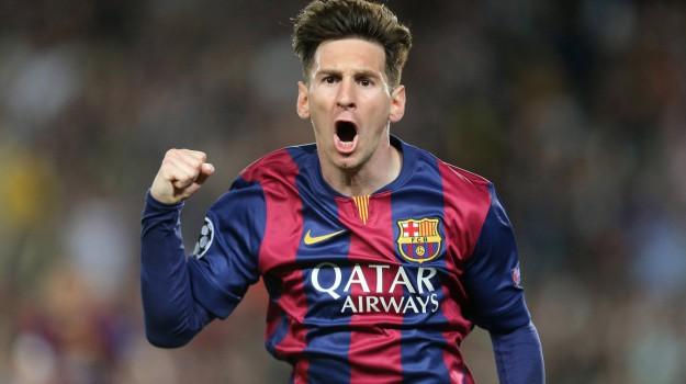 barcellona calcio, Lionel Messi, Sicilia, Sport