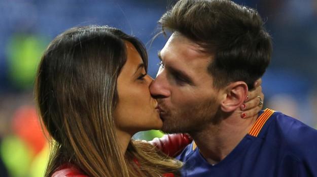 matrimonio, sposi, Lionel Messi, Sicilia, Multimedia