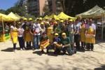 Scuola-lavoro, studenti vendono prodotti agricoli in piazza a Palermo: le foto