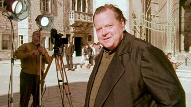 documentario, televisione, Orson Welles, Sicilia, Cultura