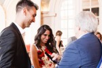 La palermitana Chiara Picone sposa l'ex rosanero Pastore: le foto