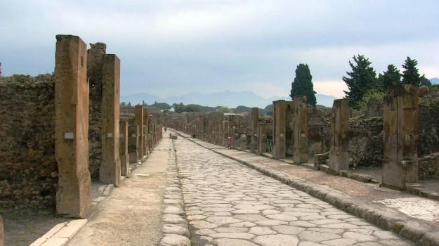 pompei, scavi, Sicilia, Cultura