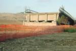 Licata, iniziata la demolizione del ponte Petrulla