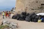 Spiagge, rimosse oltre 3 tonnellate di rifiuti