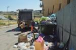 Il sindaco di Canicattì precetta i netturbini: ripresa la raccolta