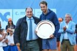 Lorenzi fa il bis a Caltanissetta, battuto in due set Giannessi