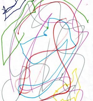 Disegnare scarabocchi gratifica il cervello e allenta lo stress