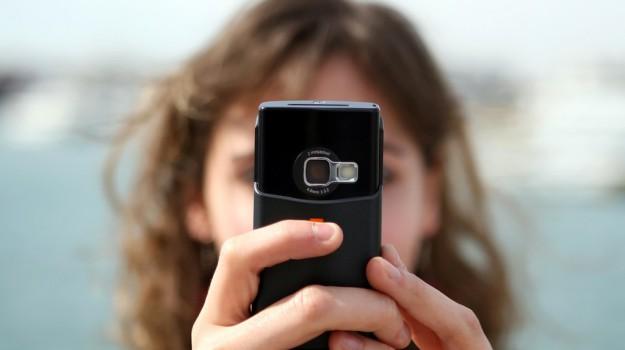 action cam, smartphone, Sicilia, Società